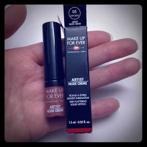 Make Up For Ever Artist Nude Creme - mini new